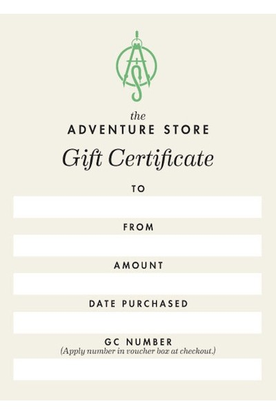10 Dollar Gift Certificate